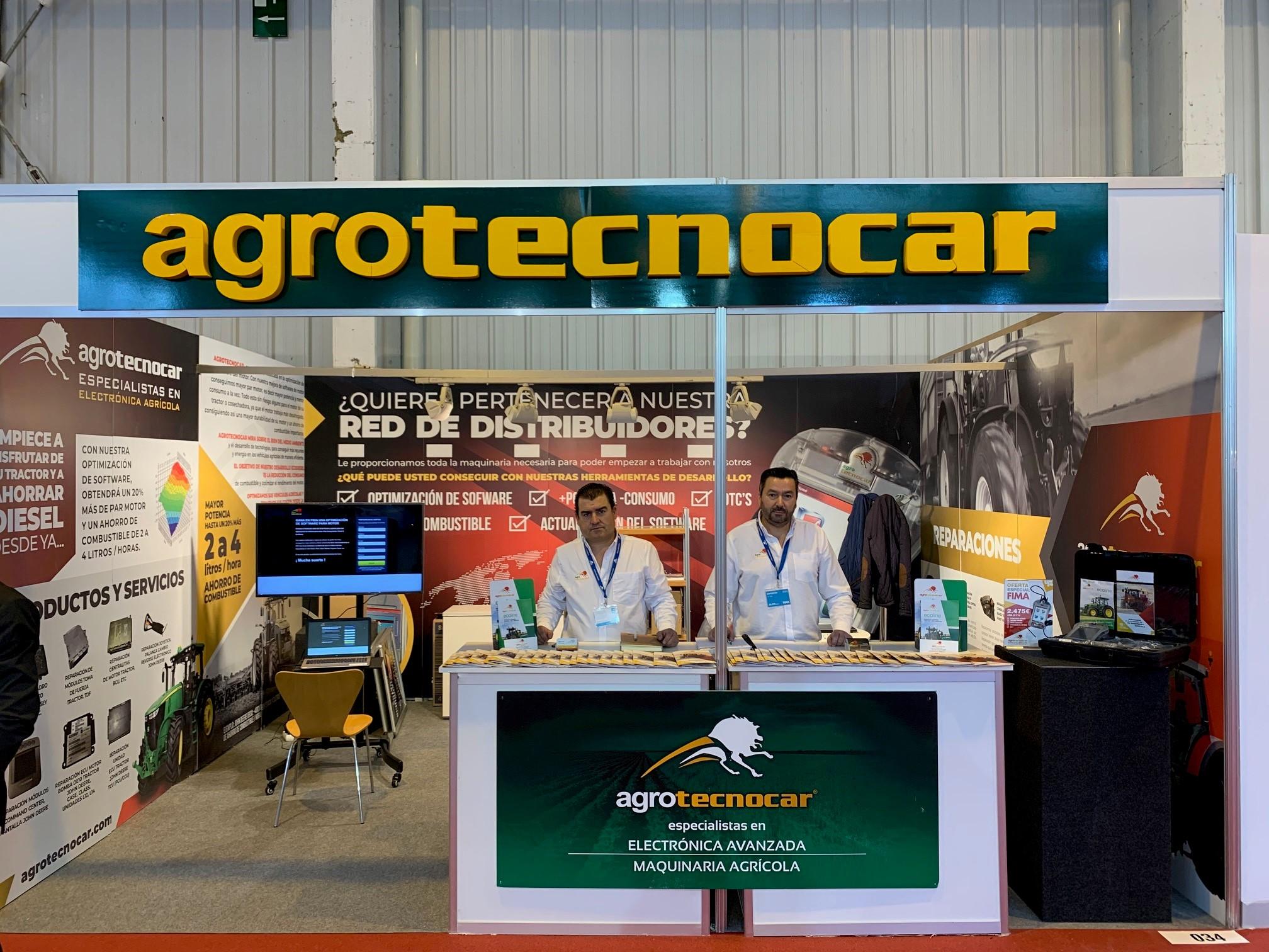 FIMA 2020 AGROTECNOCAR