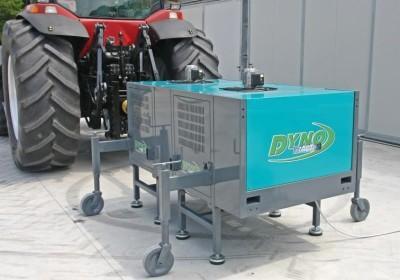Dynotractor banco de potencia para tractores, dynamometer tractor