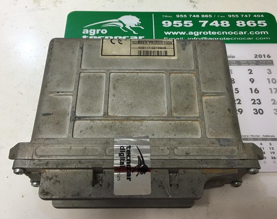 Reparacion unidad control ecu motor Same sme elettronica